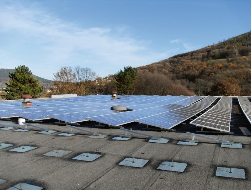 Woraus Besteht Eine Photovoltaikanlage Green Sunrise